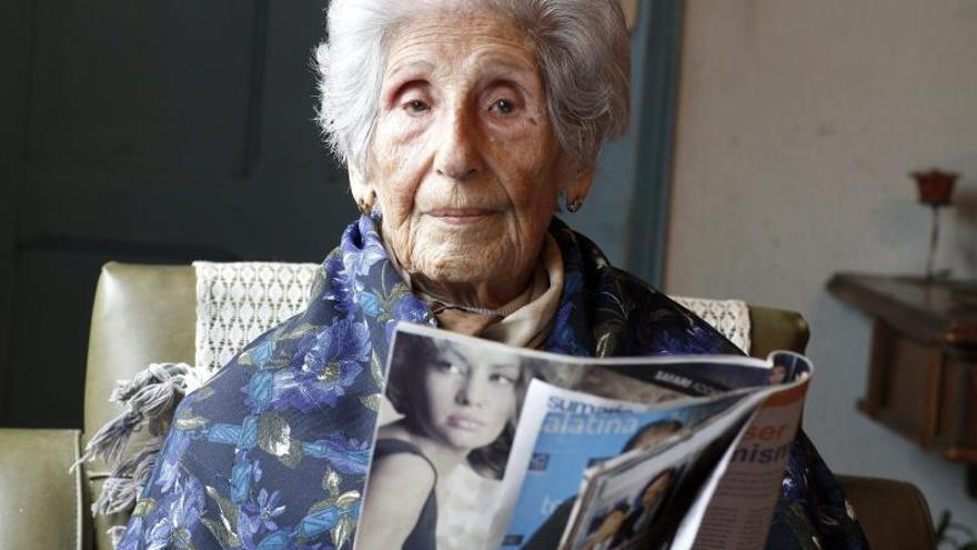 Sober, una cantera de centenarios