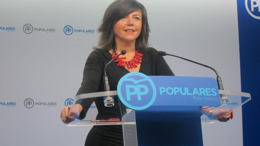 """PP vasco, dispuesto a hablar de autogobierno, asegura que el PNV tiene como prioridad """"el debate identitario"""""""