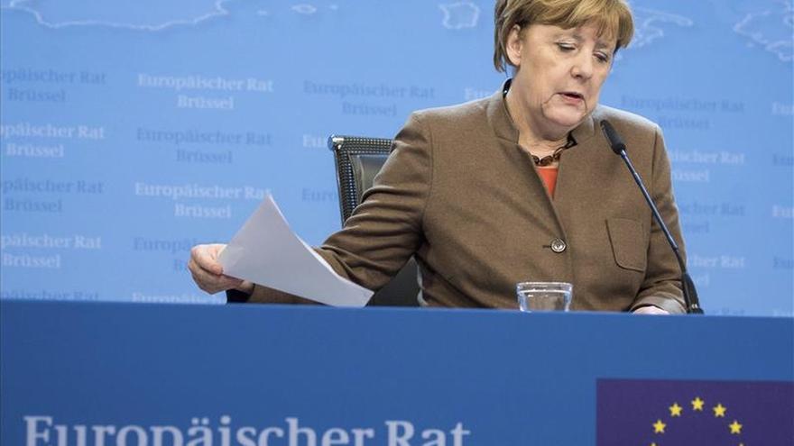La coalición de Merkel destaca sus logros ante los grandes desafíos presentes