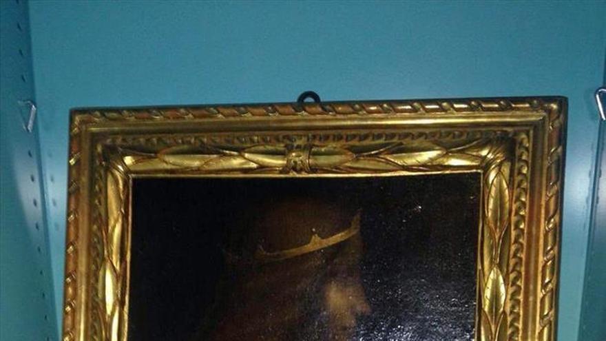 Italia recobra un cuadro atribuido a Da Vinci que estaba en un banco suizo