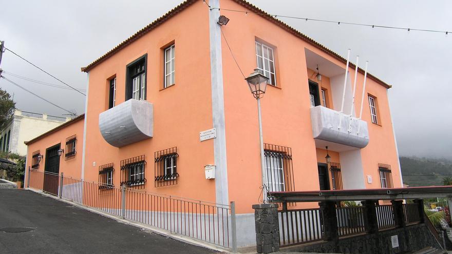Casa de la  Cultura de La Dehesa.