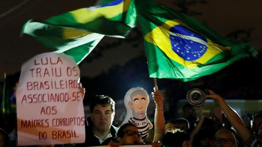 Mayoría de brasileños está a favor de prisión tras condena en segunda instancia