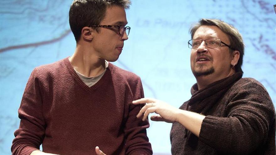 """Errejón aplaude nuevas iniciativas y opiniones para """"ensanchar"""" Podemos"""