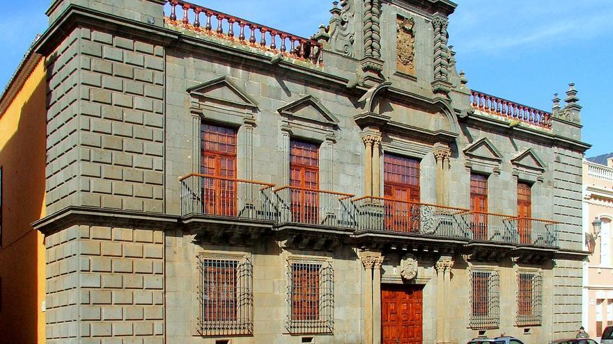 Palacio de Nava, en La Laguna