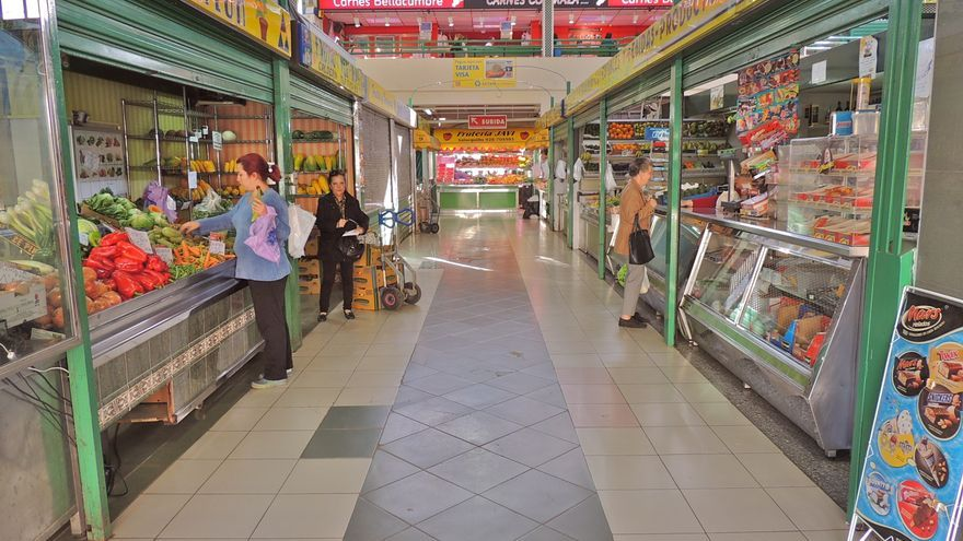 El Mercado Municipal de Telde