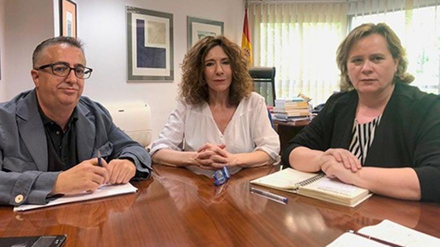 Reunión UPA y Ministerio