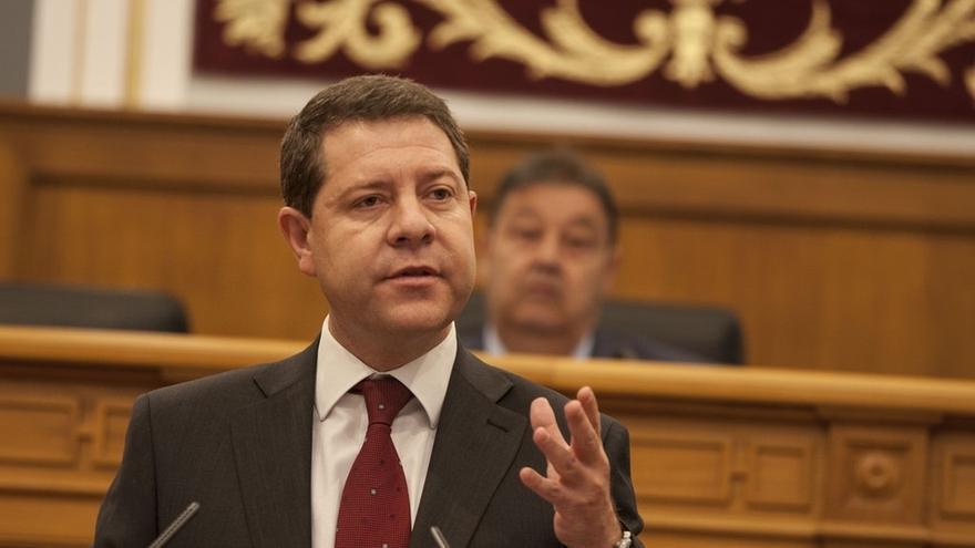 García-Page, investido presidente de Castilla-La Mancha con los votos de PSOE y Podemos