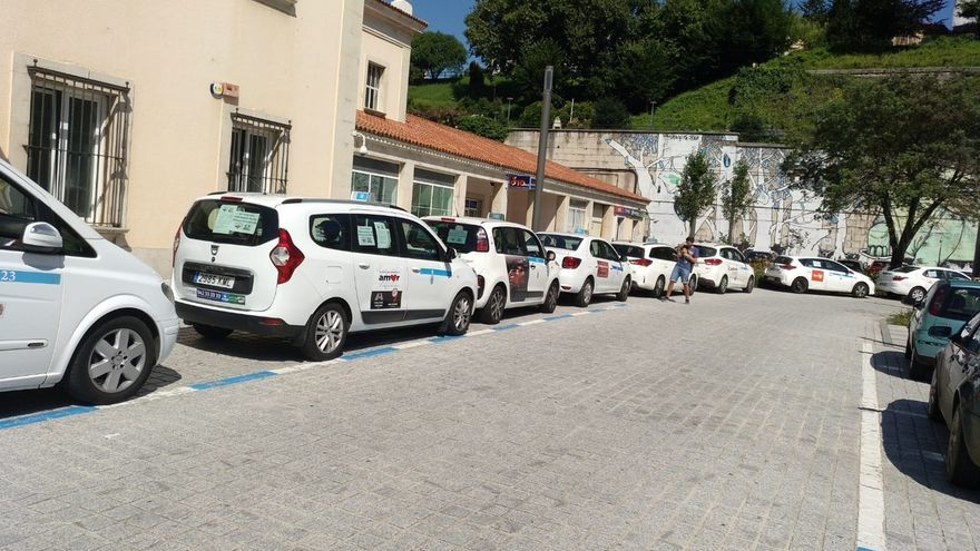 "Taxistas cántabros y Policía Local mantendrán ""colaboración absoluta"" en inspección VTC"
