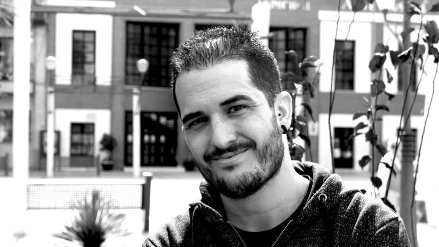 El escritor Blas Ruiz Grau
