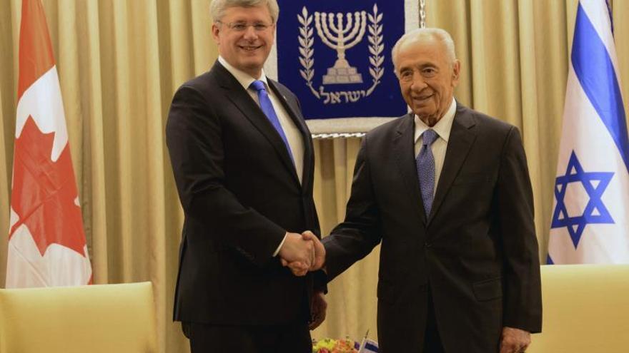 "Peres advierte de que Oriente Medio afronta un ""momento crítico"" de cambio"
