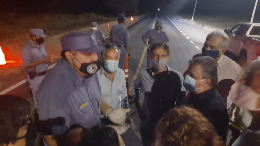 Formosa: legisladores opositores denunciaron que fueron retenidos por la Policía