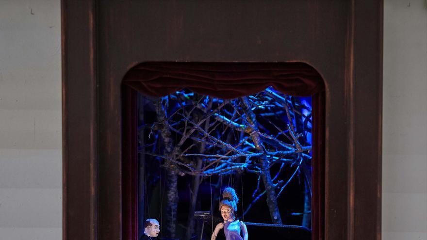 Janet Cardiff y Daniel Bures Miller en el Palacio de Cristal del Buen Retiro