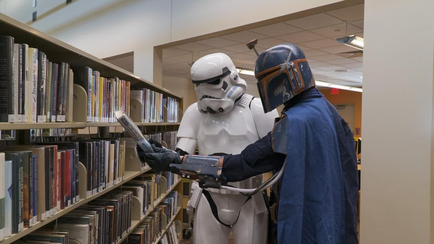 Star Wars También se lee