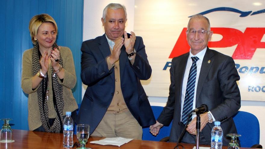 Amat (PP) espera que Arenas se integre en la lista de Almería para contribuir a la candidatura de Moreno