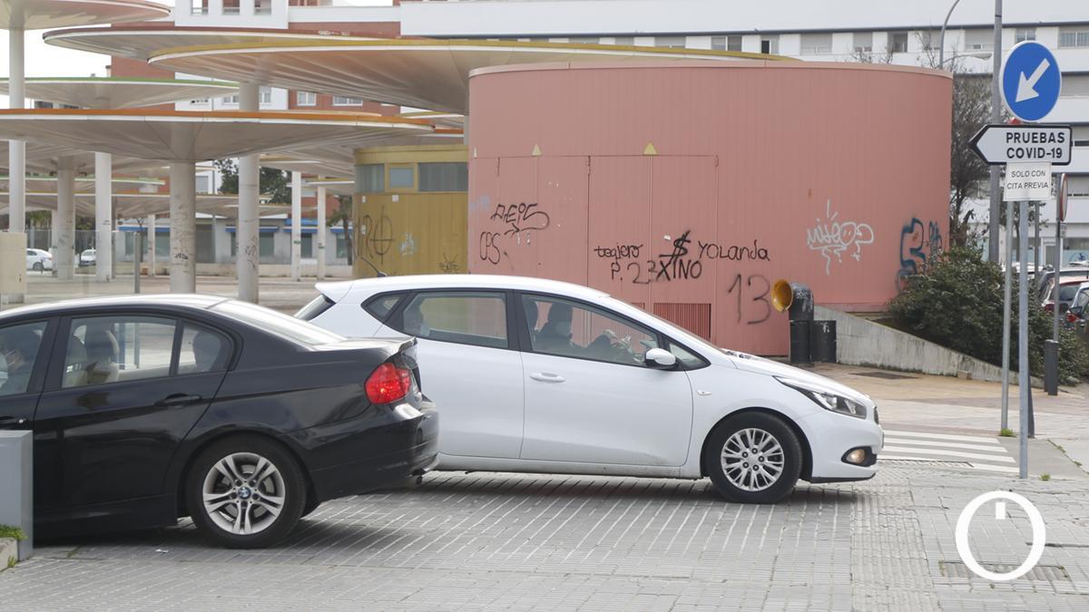 Autocovid en Córdoba.