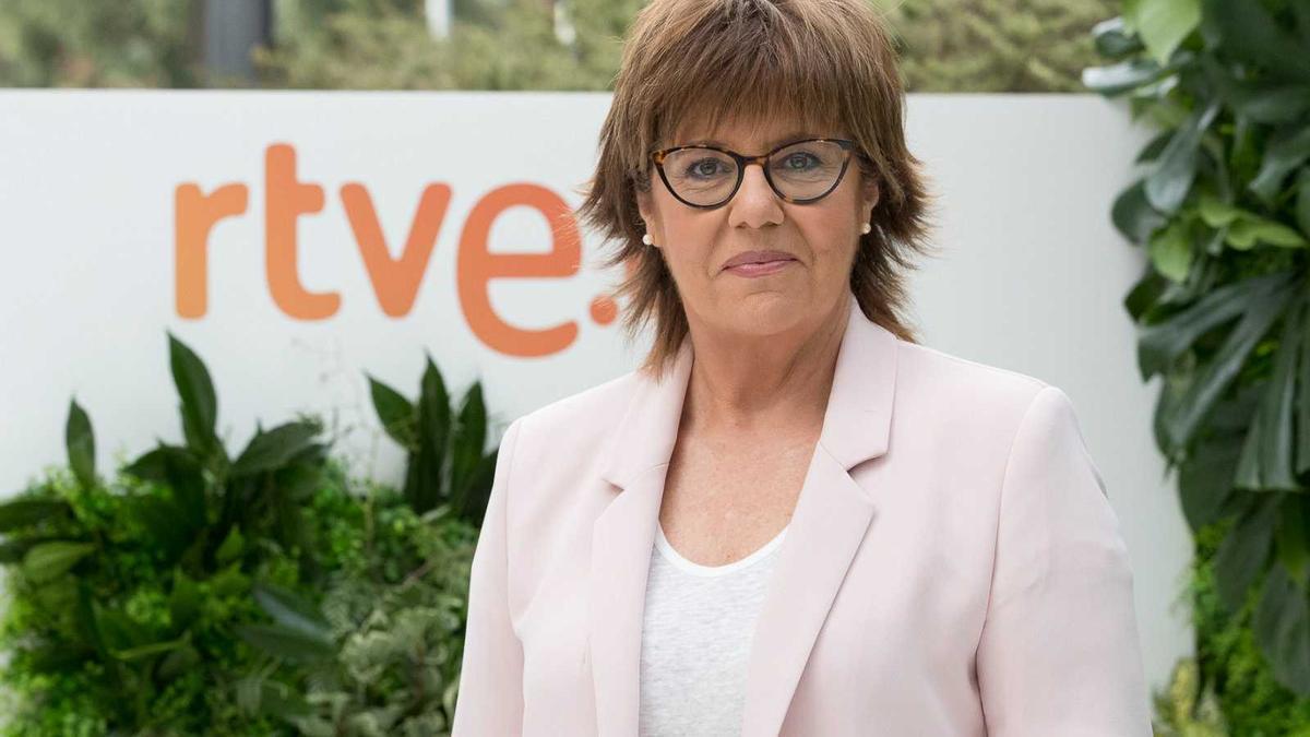 María Escario es la Defensora de la Audiencia de RTVE