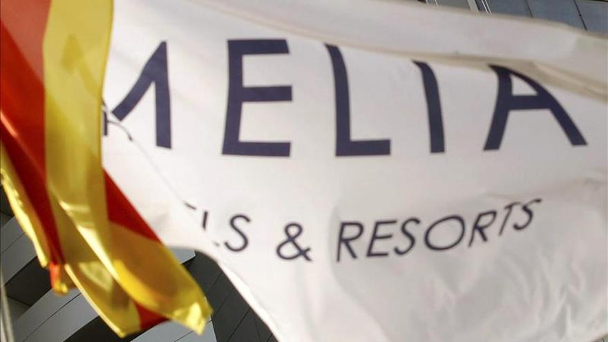 Meliá ganó 34,9 millones hasta el tercer trimestre, un 56 por ciento más