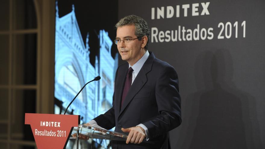 Inditex cierra en máximos al anotarse una subida del 3,67% tras presentar resultados