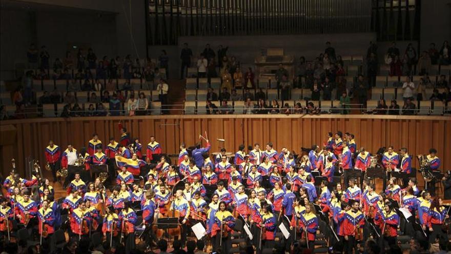 El Sistema de Orquestas vuelve a China con la Sinfónica Teresa Carreño