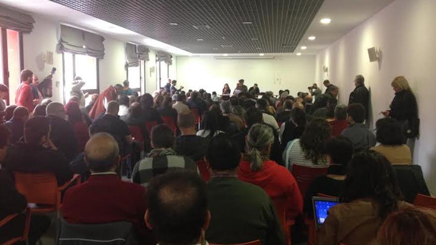 Asamblea fundacional de Ganemos Castilla-La Mancha 2 / Foto: Javier Robla
