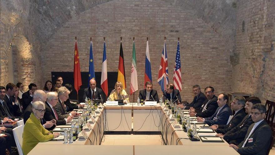 La negociación nuclear sobre Irán se retomará la semana próxima en Viena