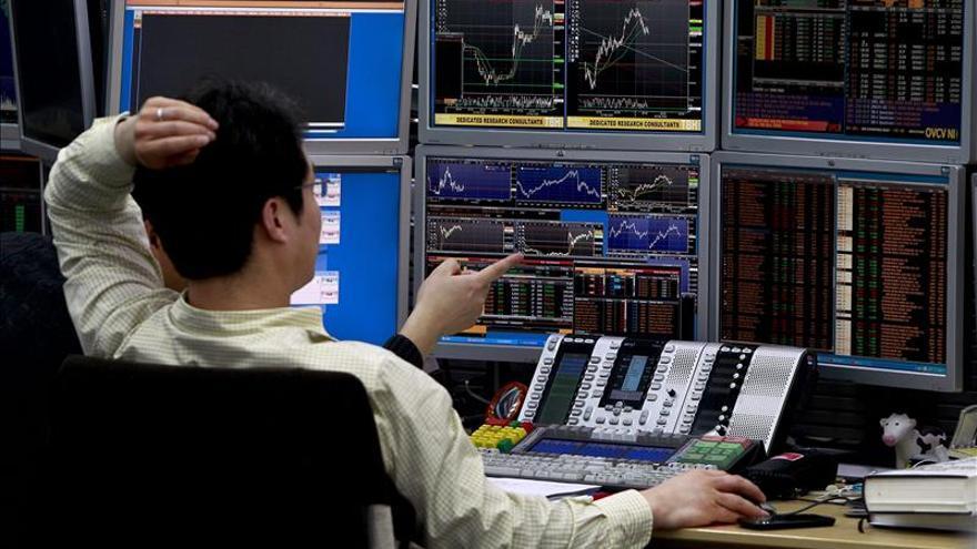 El Kospi surcoreano sube un 0,10 por ciento hasta los 1.938,80 puntos