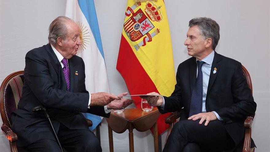 Argentina y España expresan su deseo común de potenciar sus relaciones