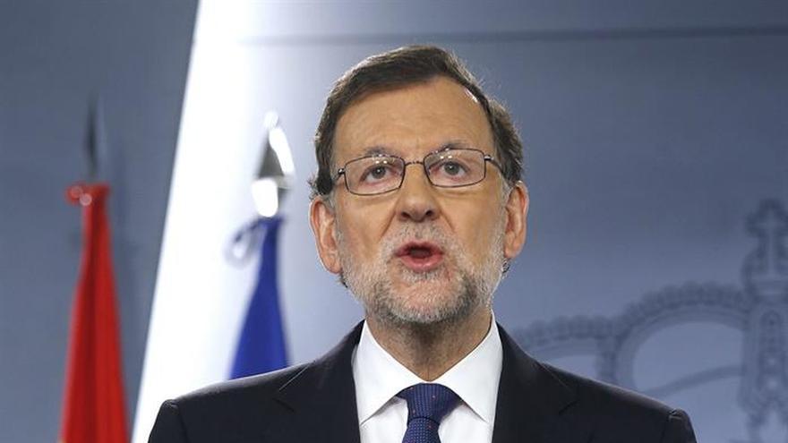"""Rajoy analizará el """"brexit"""" con líderes políticos antes del Consejo Europeo"""