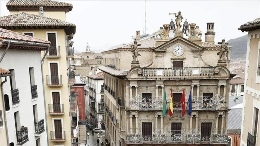"""Cientos de personas piden en Pamplona el fin """"inmediato"""" de la dispersión"""