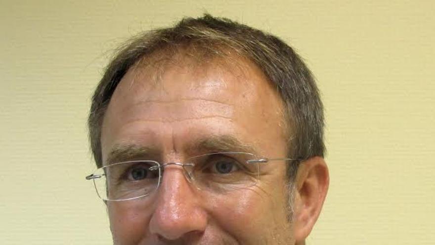Sergio Rodríguez, candidato a la Alcaldía de  El Paso por CC.