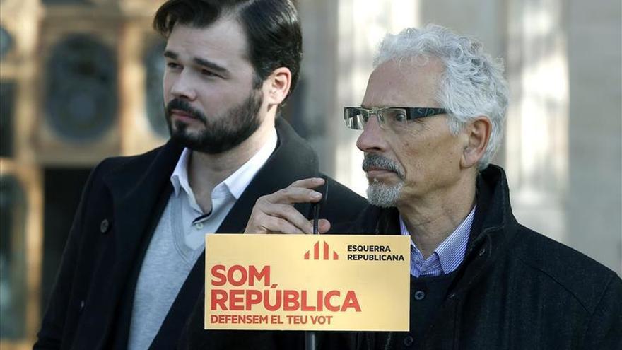 """Rufián: """"No hay nada imposible y la independencia la podemos ganar"""""""
