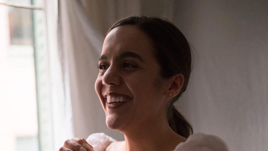 El Cabildo retransmitirá en directo por Internet el primer concierto en solitario de Valeria Castro