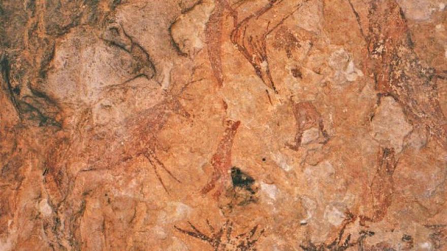 Arte rupestre levantino en Nerpio (Albacete) TURISMO CASTILLA-LA MANCHA