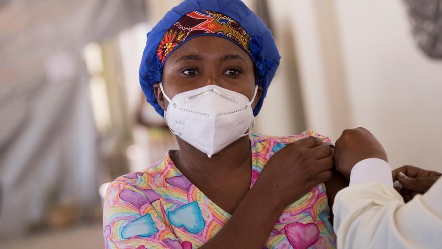 Haití supera los 20.000 casos de covid y sigue muy lejos del 1 % de vacunados