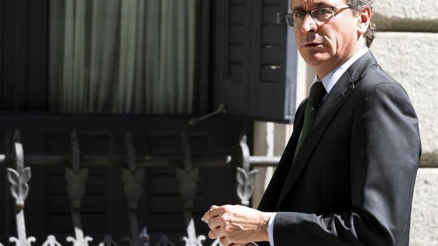 Alonso descarta acuerdo con un PNV que pide la quiebra de la unidad nacional