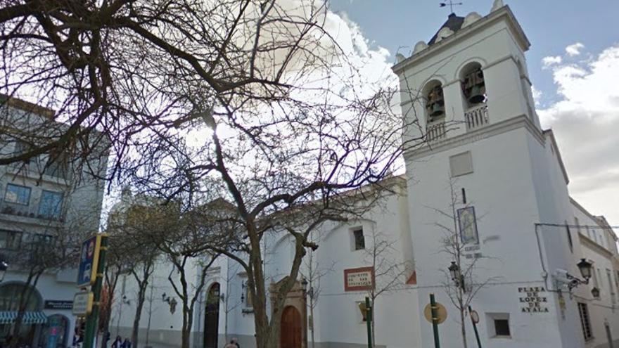 Convento de las Descalzas de Badajoz / www.google.es/maps