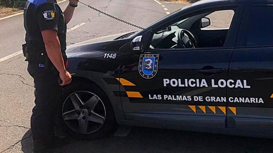 Policía Local de Las Palmas de Gran Canaria.