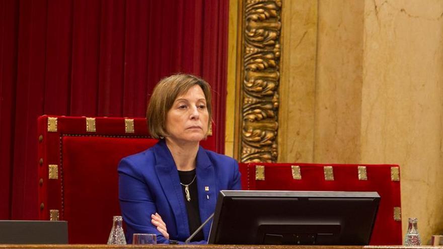 La Mesa del Parlament abre un nuevo período sin la Ley del Referéndum en el orden del día