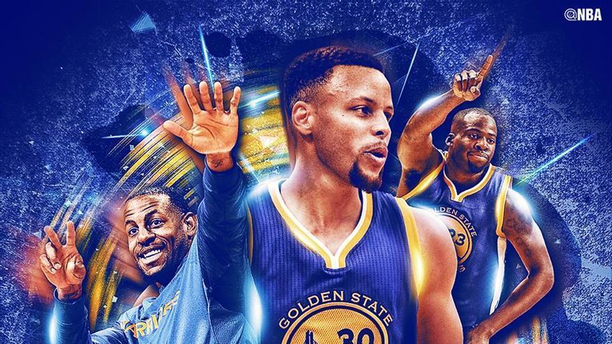 El equipo de Curry va camino de pulverizar todos los records de la liga americana de baloncesto
