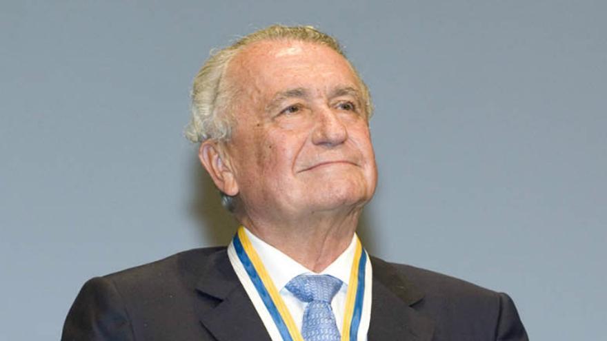 Pedro Luis Cobiella, fundador de Hospiten (Foto: hospiten.es)