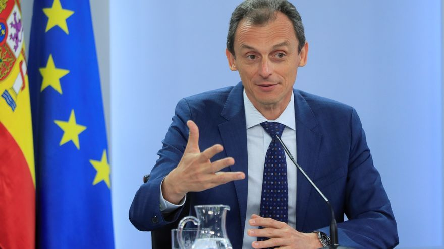 El ministro de Ciencia e Innovación, Pedro Duque. EFE/Fernando Alvarado/ Archivo