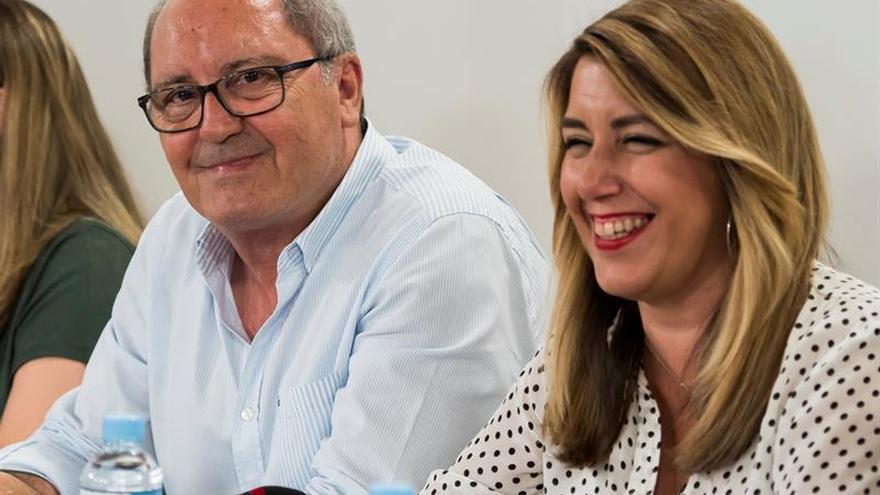 """PSOE: """"Estamos a la espera de que PP y Cs comprendan que el camino no es Vox"""""""