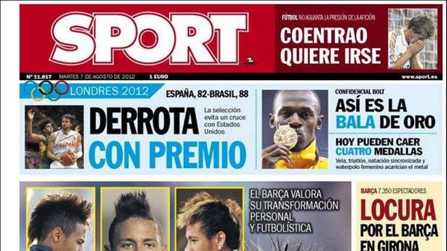 De las portadas del día (07/08/2012) #13