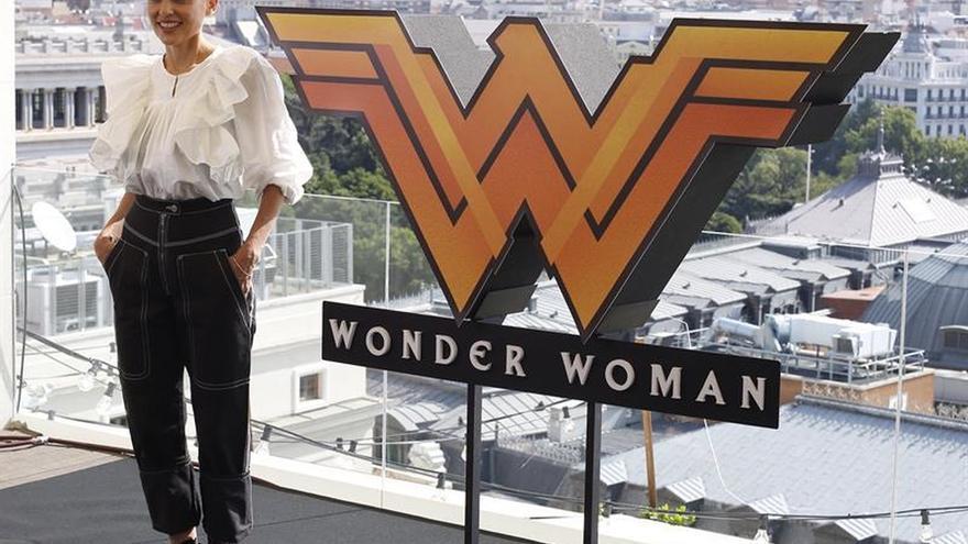 """""""Wonder Woman"""", la superheroína del cómic, pisará fuerte en la cartelera"""