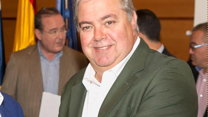 Henry Sicilia, presidente de Asprocan, elegido el 19 de abril pasado.