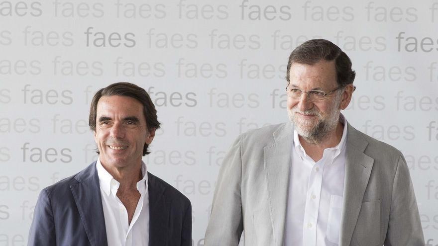 Aznar avisa de que la primacía de Ciudadanos sobre el PP en las catalanas puede tener su importancia en las generales