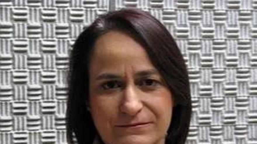Rosalía Martín.