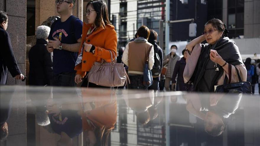 La economía japonesa creció un 0,6 por ciento entre enero y marzo