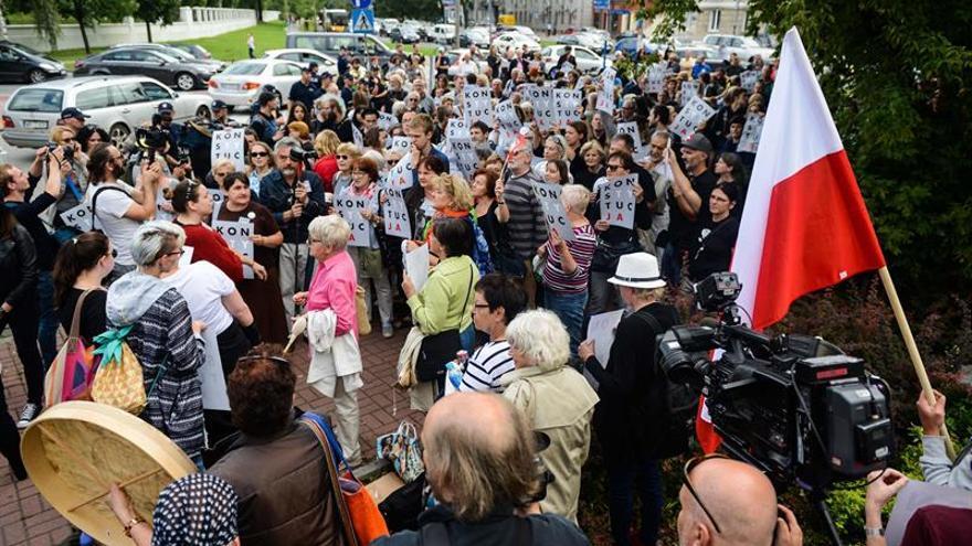 El Consejo de Europa: La reforma judicial polaca viola las normas anticorrupción
