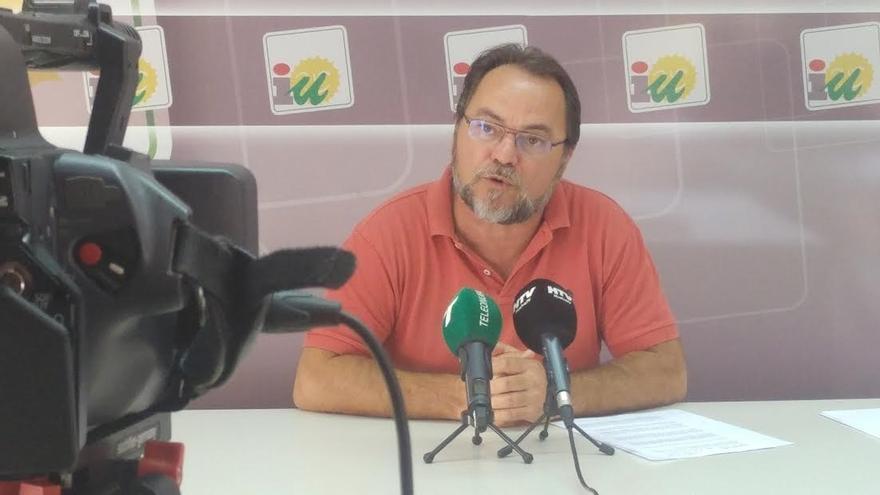 """IU advierte de que """"las agresiones de Gas Natural a Doñana"""" ponen """"en riesgo más de 10.000 empleos"""""""